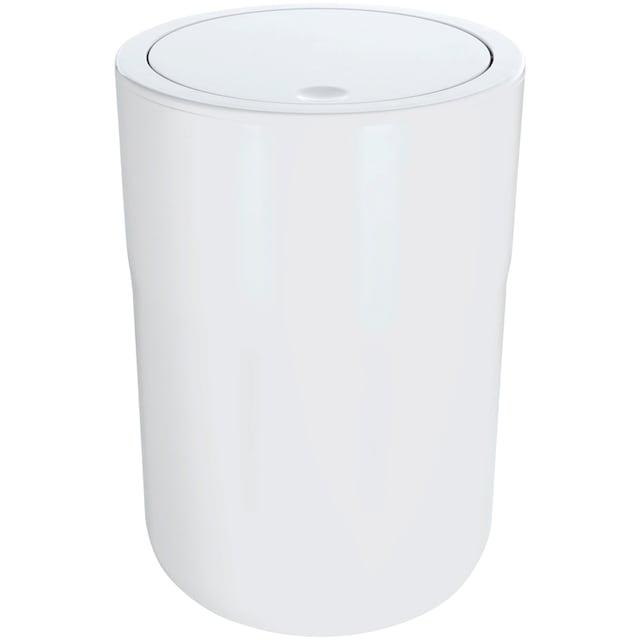 SPIRELLA Kosmetikeimer »Cocco«, mit Schwingdeckel, 5 Liter