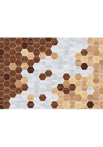 Consalnet Vliestapete »MOSAIK«, grafisch, in verschiedenen Größen kaufen