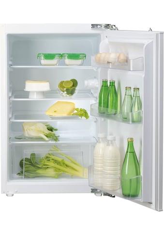 BAUKNECHT Einbaukühlschrank »KSI 9VF2«, KSI 9VF2, 87,5 cm hoch, 54 cm breit kaufen