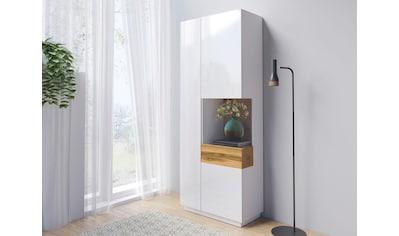 Helvetia Vitrine »SILKE«, Höhe 207 cm kaufen