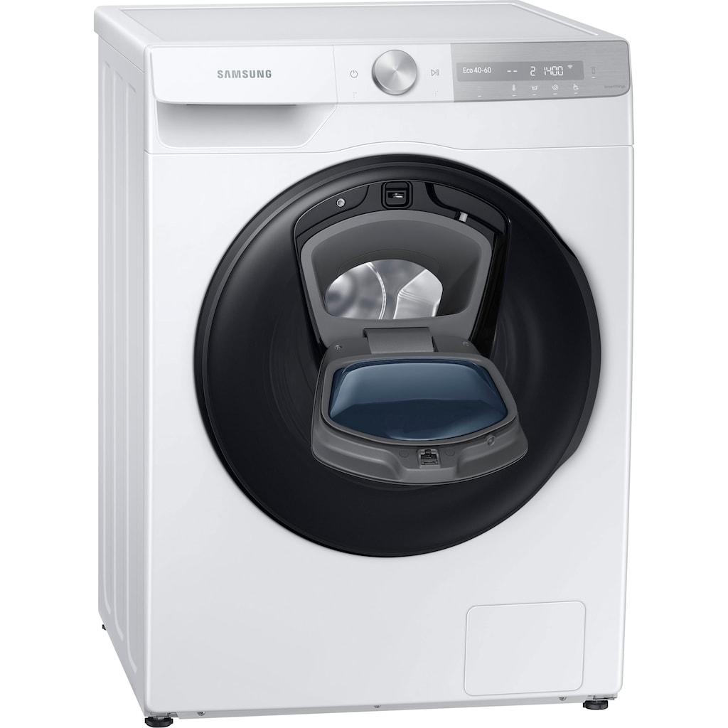 Samsung Waschtrockner »WD91T754ABH«
