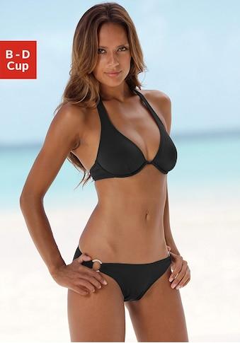 Chiemsee Bügel-Bikini, mit goldenem Zierring kaufen