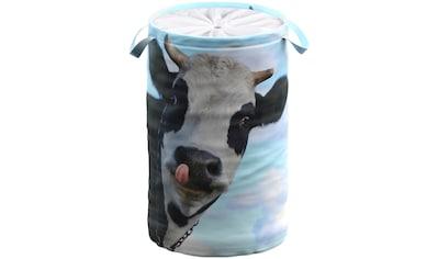 Sanilo Wäschekorb »Kuh«, 60 Liter, faltbar, mit Sichtschutz kaufen