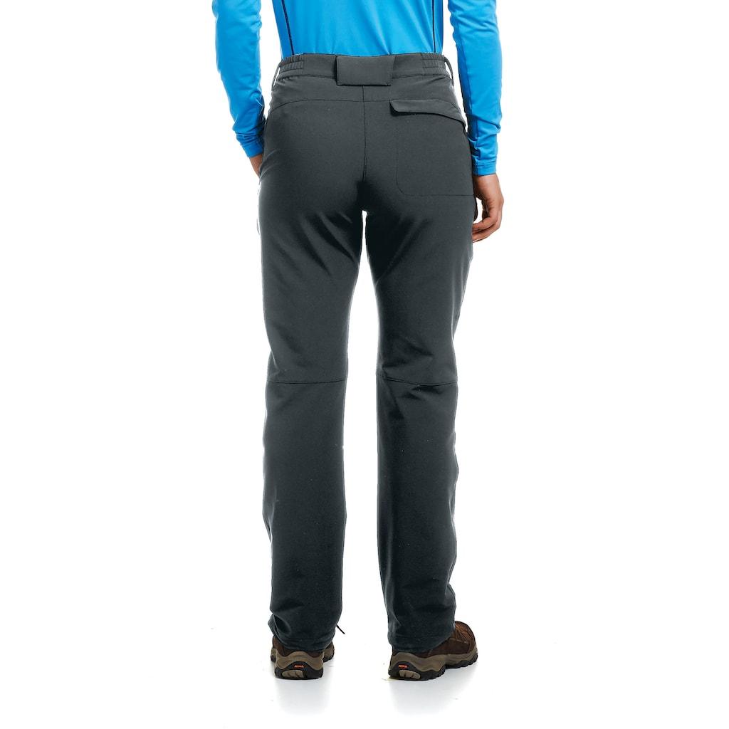 Maier Sports Funktionshose »Helga«, Warme Outdoorhose, robust, sehr elastisch