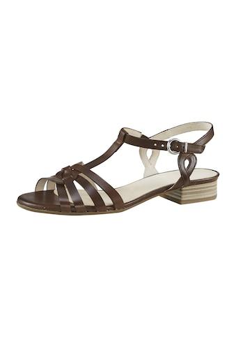 Sandalette in femininer Form kaufen