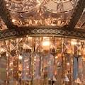 CHIARO Kronleuchter »Diana«, E14, 1 St., Hängeleuchte, Pendellampe, Pendelleuchte