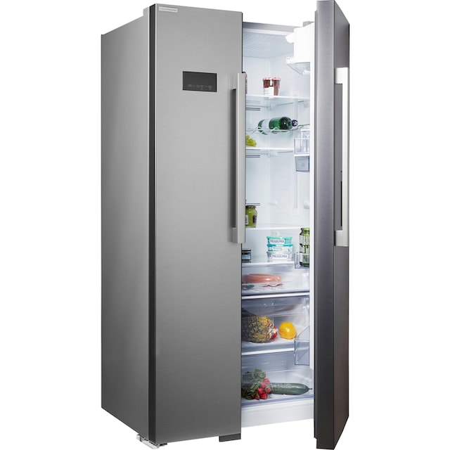 BEKO Side-by-Side, 179 cm hoch, 91 cm breit