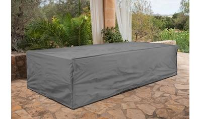 KONIFERA Gartenmöbel-Schutzhülle »Siros«, für ein Loungeset, (L/B/H): ca. 232x173x83 cm kaufen