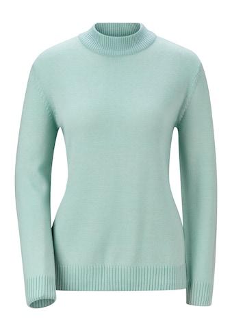Classic Pullover aus wunderbar weicher Merino - Wolle kaufen