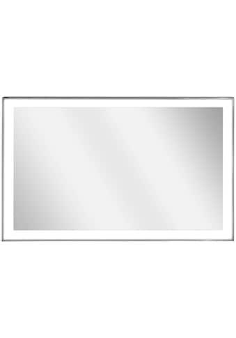 Infrarotheizung »Zipris S LED 700«, 700 W, Spiegelheizung mit Titan - Rahmen und Licht kaufen
