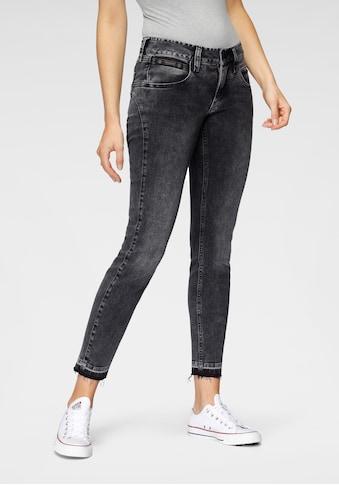 Herrlicher 7/8-Jeans »TOUCH CROPPED«, mit Cashmere-Touch kaufen