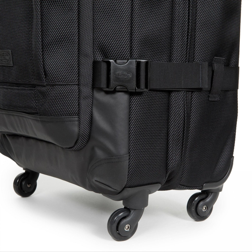 Eastpak Weichgepäck-Trolley »TRANS4 L, Cnnct Coat«, 4 Rollen, enthält recyceltes Material (Global Recycled Standard)
