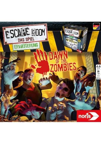 Noris Spiel »Erweiterungsspiel, Escape Room: Dawn of the Zombies«, ; Made in Germany kaufen