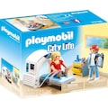 Playmobil® Konstruktions-Spielset »Beim Facharzt: Radiologe (70196), City Life«, (21 St.), Made in Europe