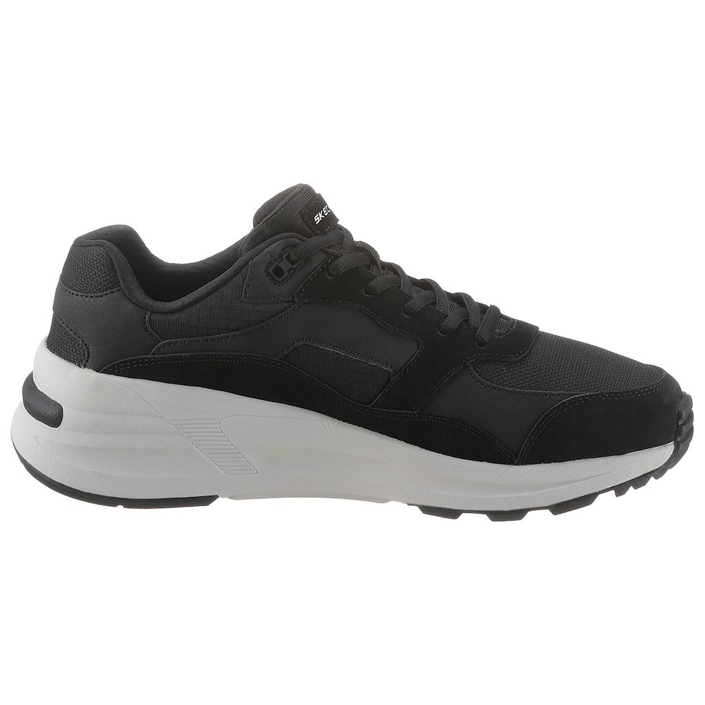 Skechers Sneaker »GLOBAL JOGGER«, mit Air Cooled Memory Foam