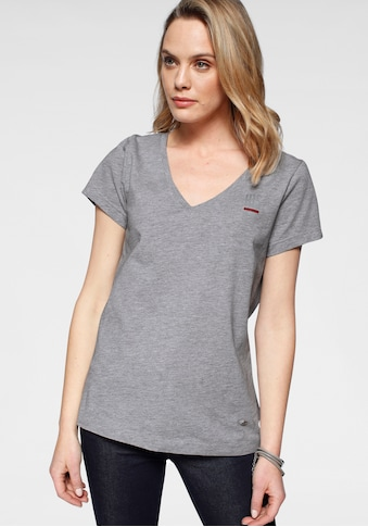 H.I.S T-Shirt, mit Reflektor-Logo-Print kaufen
