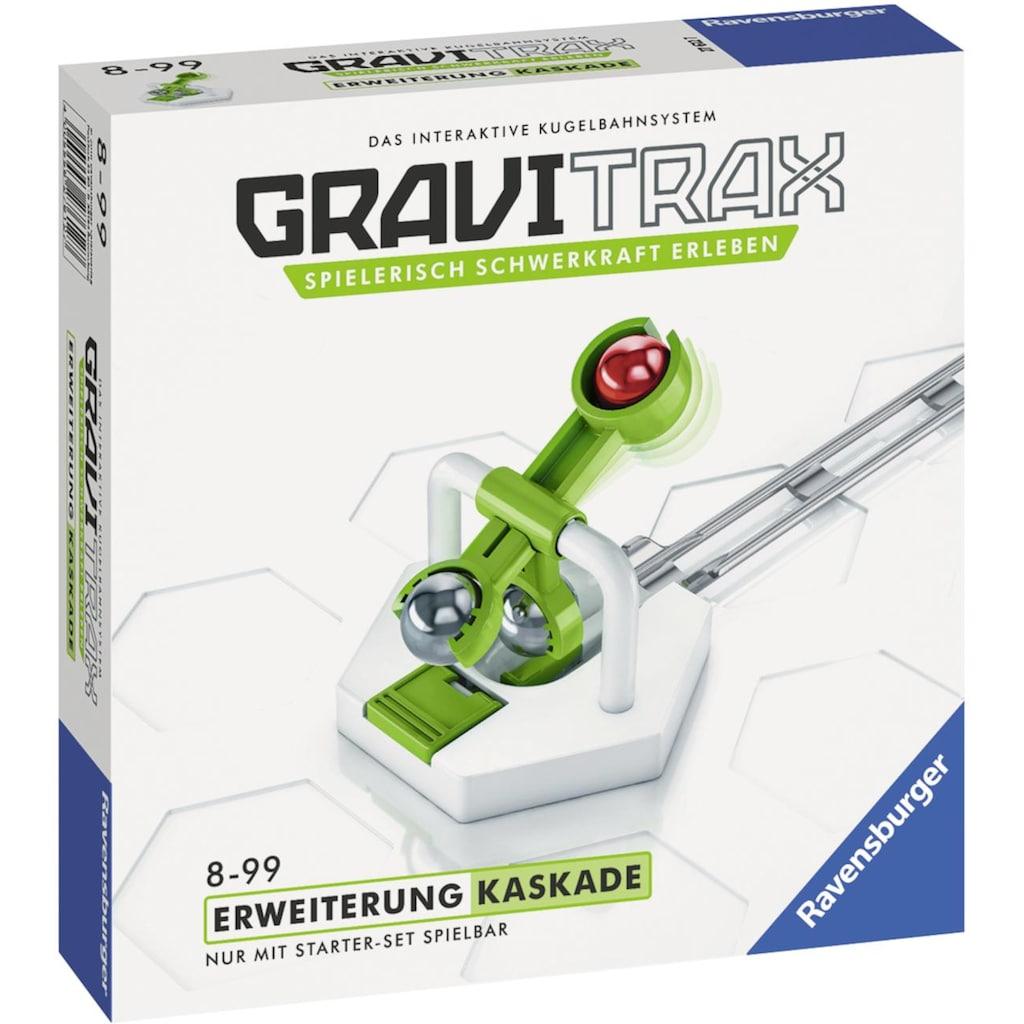 Ravensburger Kugelbahn »GraviTrax® Kaskade«, Made in Europe, FSC® - schützt Wald - weltweit