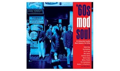Musik-CD »60s Mod Soul / Various« kaufen