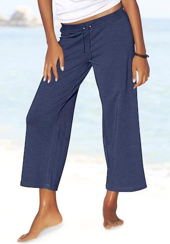 Beachtime 7/8-Strandhose, aus weichem Jersey kaufen