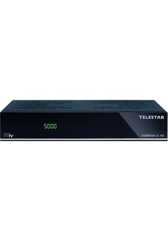TELESTAR SAT-Receiver »DIGINOVA 21 HD« kaufen
