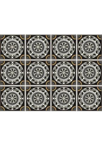 queence Fliesenaufkleber »Kreise« kaufen