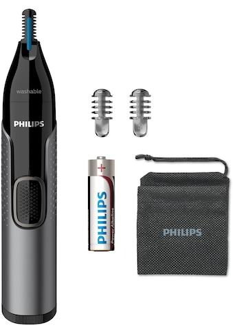 Philips Nasen- und Ohrhaartrimmer »NT3650/16«, 2 Aufsätze, ultimativer Komfort ohne Ziepen kaufen