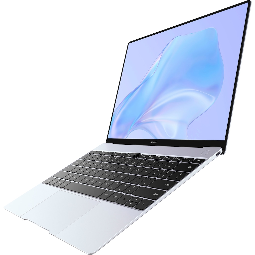 "Huawei Notebook »MateBook X I5 16+512GB«, (33 cm/13 "" Intel Core i5 \r\n 512 GB SSD), Kostenloses Upgrade auf Windows 11, sobald verfügbar"