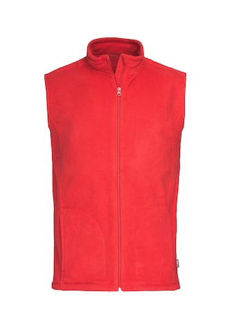 Stedman Fleeceweste »Outdoor Fleece Vest«, mit Stehkragen kaufen