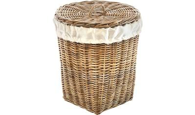 locker Wäschekorb »Kubus«, Größe M kaufen