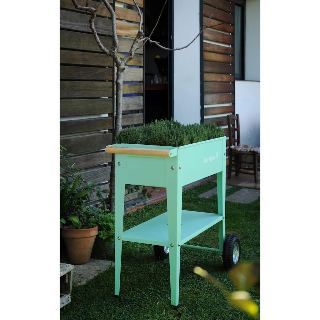 Herstera Garden Hochbeet »Barcelona Liso«, BxTxH: 75x35x80 cm