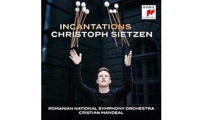 Musik-CD »Incantations / Sietzen,Christoph/Romanian Nat.Sym.Orch/Mandeal,C.« kaufen