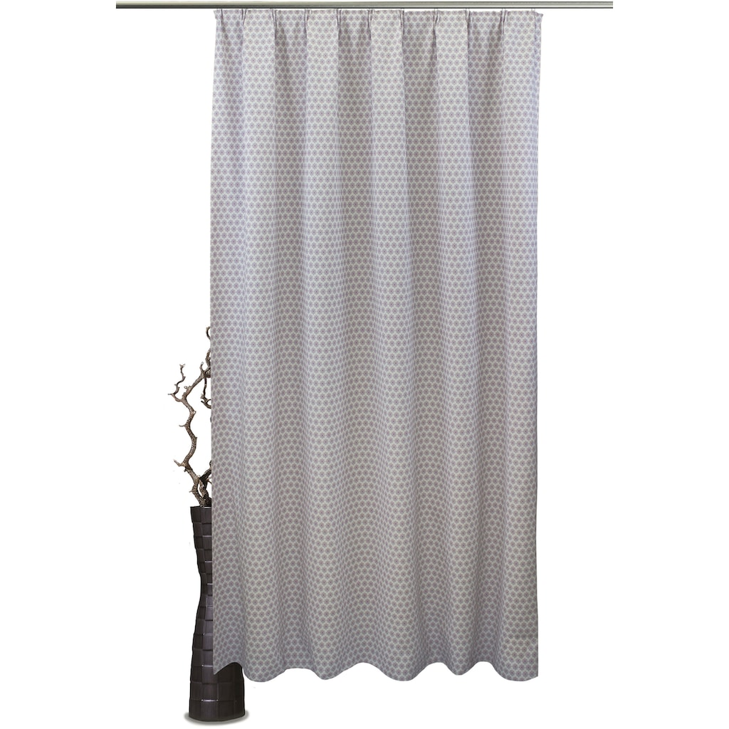 VHG Vorhang »Niam«, Bleistiftband