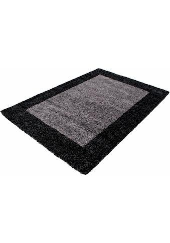 Hochflor - Teppich, »Life Shaggy 1503«, Ayyildiz, rechteckig, Höhe 30 mm kaufen