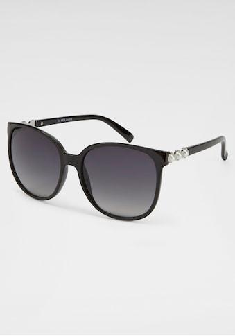 J.Jayz Sonnenbrille, mit Zierperlen seitlich kaufen