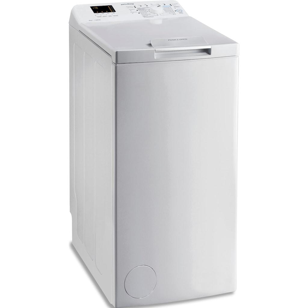 Privileg Family Edition Waschmaschine Toplader »PWT E612531P N (DE)«, PWT E612531P N (DE), 50 Monate Herstellergarantie