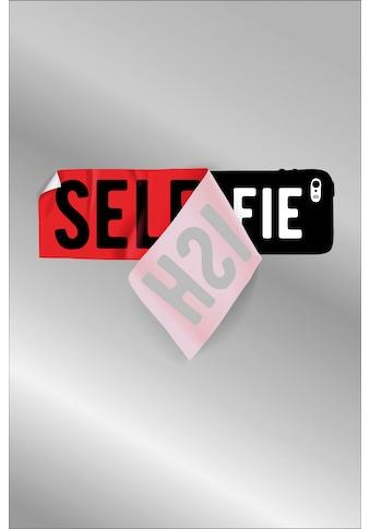 Dekospiegel »Selfie« kaufen