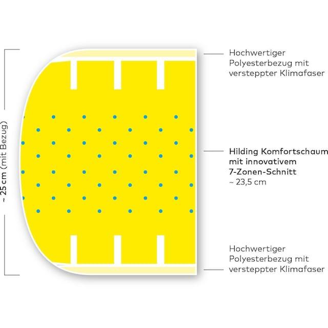 Komfortschaummatratze »Stjärna«, Hilding Sweden, 25 cm hoch