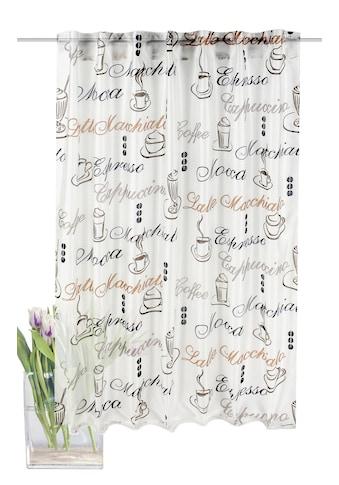 HOME WOHNIDEEN Vorhang »Cloe«, HxB: 160x140 kaufen