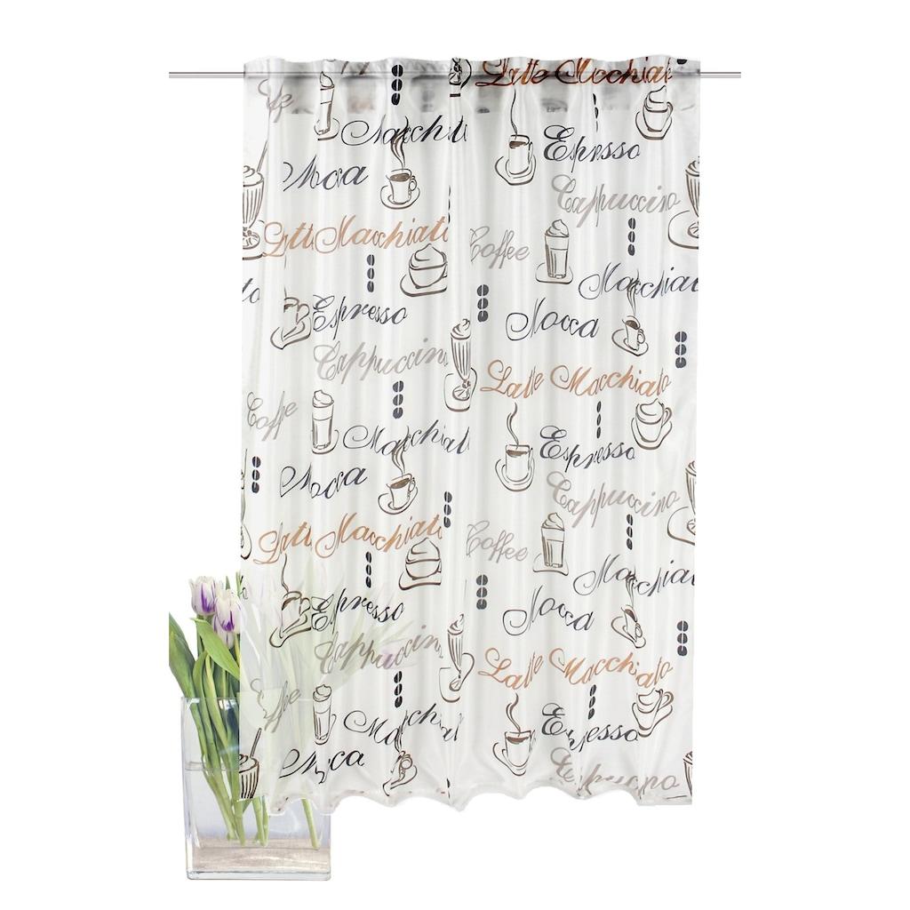 HOME WOHNIDEEN Vorhang »Cloe«, HxB: 160x140