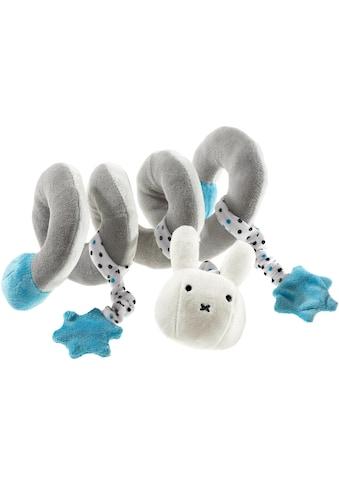 Heunec® Greifspielzeug »Miffy Kinderwagenkette« kaufen