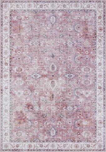 Teppich, »Vivana«, NOURISTAN, rechteckig, Höhe 5 mm, maschinell gewebt kaufen