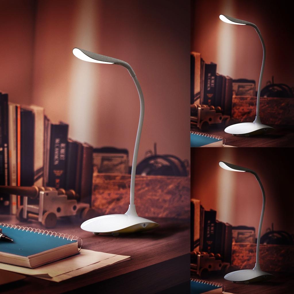 Brandson Stromsparende LED Schreibtischlampe
