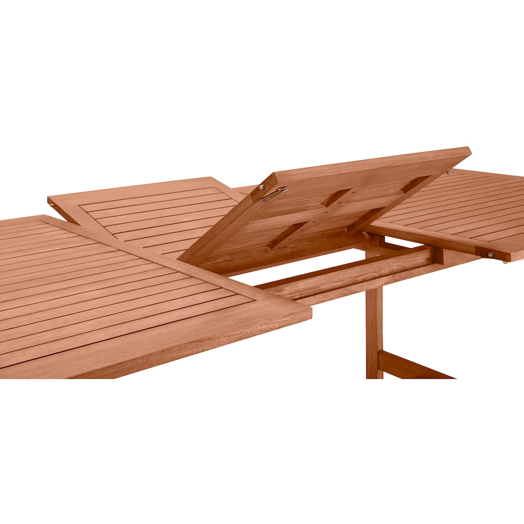 MERXX Gartentisch »Maracaibo«, 100x230 cm