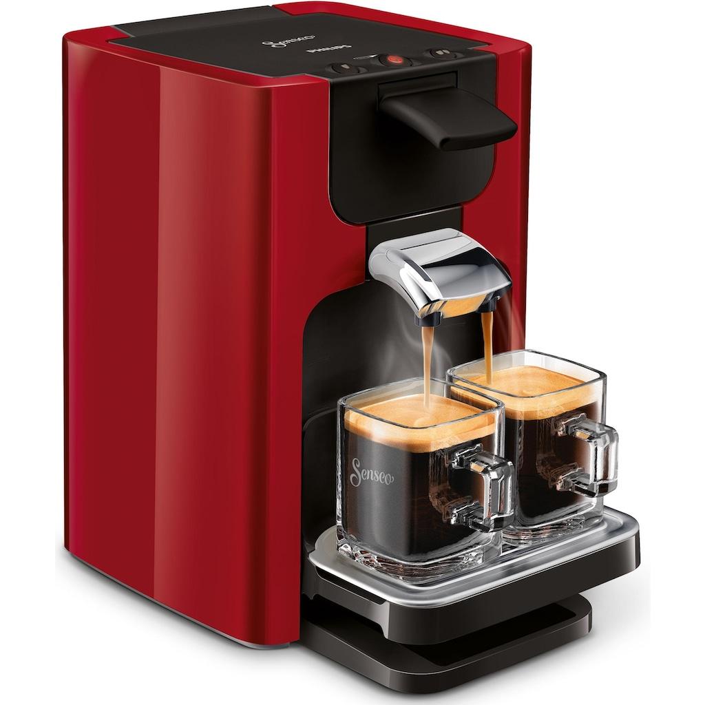 Senseo Kaffeepadmaschine SENSEO® Quadrante HD7865/80