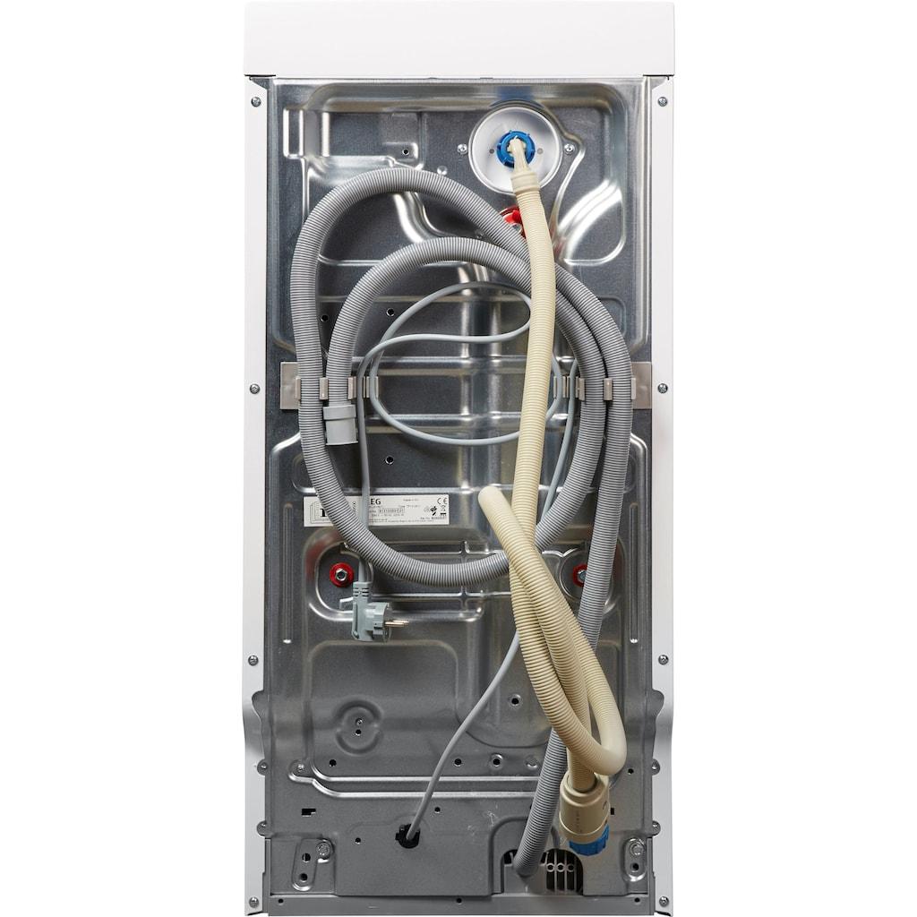 AEG Waschmaschine Toplader »L51060TL«, L51060TL 913 103 501, 6 kg, 1000 U/min, Nachlegefunktion