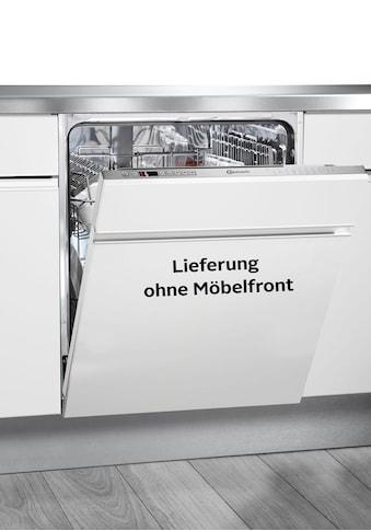 BAUKNECHT vollintegrierbarer Geschirrspüler, 9,5 Liter, 14 Maßgedecke kaufen
