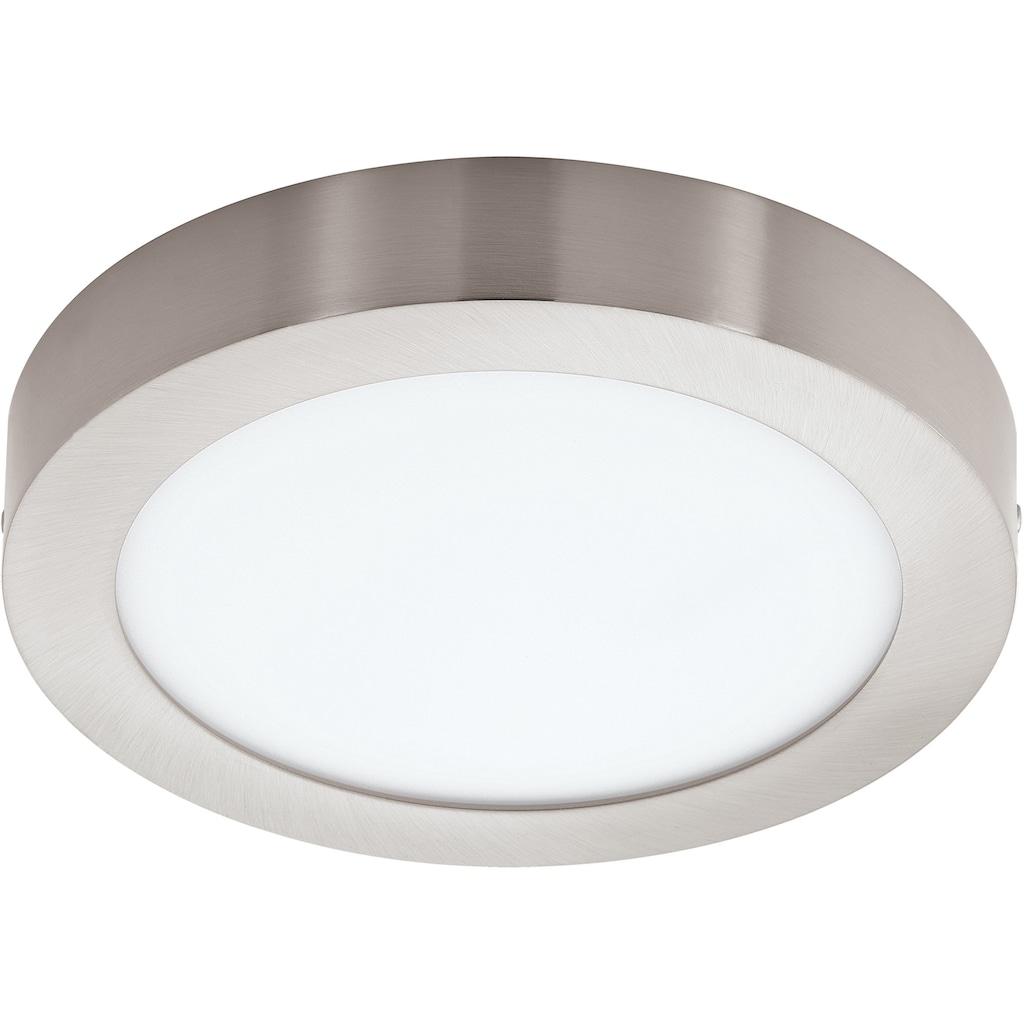 EGLO Aufbauleuchte »FUEVA-C«, LED-Board, Neutralweiß-Tageslichtweiß-Warmweiß-Kaltweiß, EGLO CONNECT, Steuerung über APP + Fernbedienung, BLE, CCT, RGB