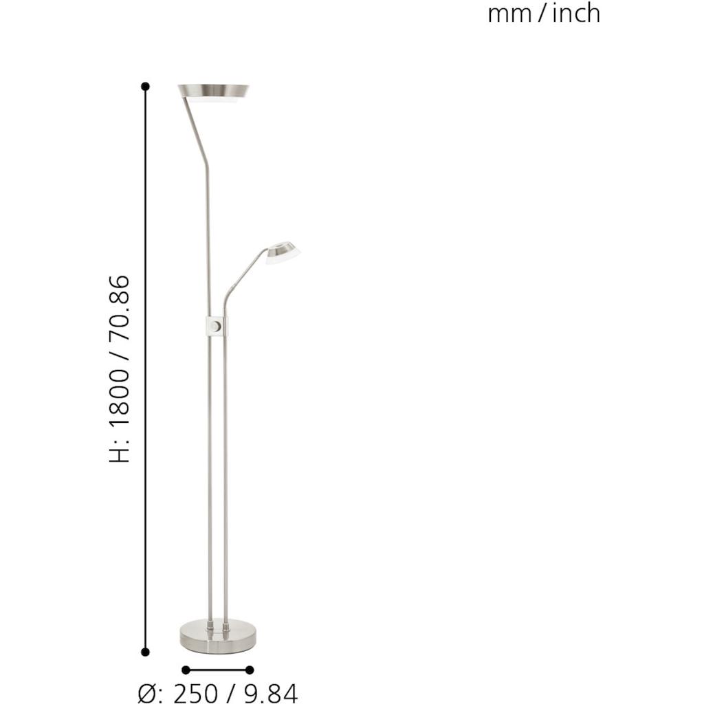 EGLO LED Deckenfluter »SARRIONE«, LED-Board, LED tauschbar