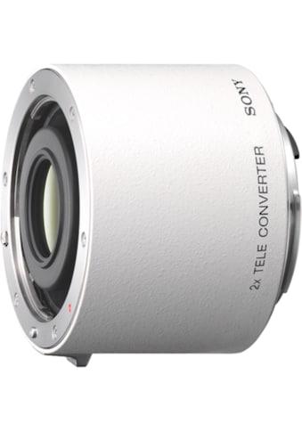 Sony Objektiv »20TC A - Objektiv für Digitalkameras« kaufen