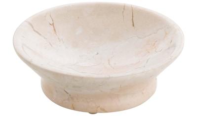 kela Seifenschale »kela Seifenschale Marble«, (1 St.), Naturprodukt aus Marmor kaufen